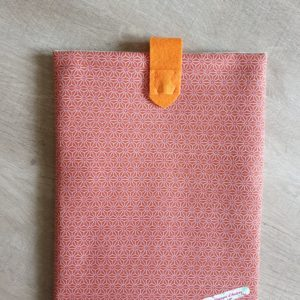 Pochette à livres – tissu Etoiles du Japon