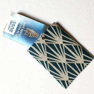Pochette à livres – tissu Egypte