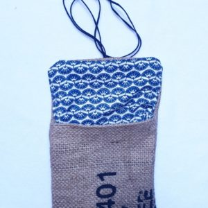 Pochette en sac de café – Green-coffee –